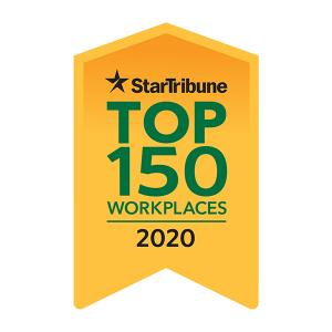 2020 top workplaces logo